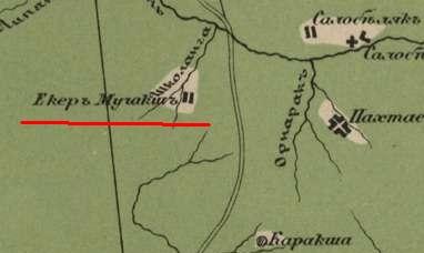 Карты стрельбицкого с привязкой - 58
