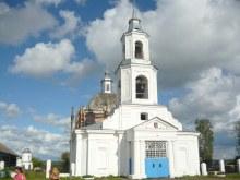 Церковь села Васильково. Автор фото Видякина Нина.