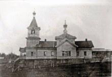 Храм Михаила Архангела в дер. Тюмени