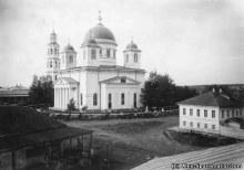 Троицкий собор в Кукарке. Историческое фото.