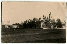 Спасская церковь. Историческое фото.