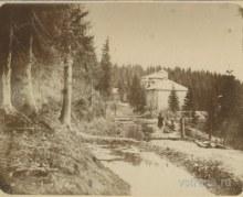 Дорога к Аленксандро-Невскому монастырю