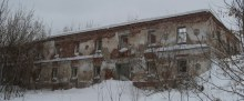 Аленксандро-Невский монастырь, братский корпус