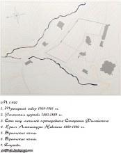 План Аленксандро-Невского монастыря