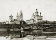Троицкая церковь и Казанско-Богородитский собор
