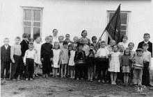 Пионерский лагерь в Раздельной, 1966 год (из книги В. Шапши)