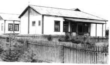Школа в посёлке Нюмыд.