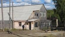 Проходная в колонию-поселение (фото с сайта www.vyatlag.ru)