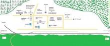 План станции Раздельная 2008-2009 гг. Составила Мария Гельдт