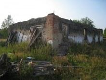 Развалины школы. 2013. Фото Виталия Засухина. www.vyatlag.ru