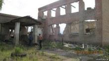Руины 2-этажной средней школы. www.vyatlag.ru