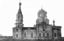 Петропавловская церковь (1843– 1940, 1991 гг. – Д )