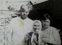 Молчанова Клавдия Зиновьевна, 1992 год, село Соколово.
