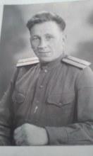 г. Баутцен, октябрь 1945 г. Вернулся домой в  Вятские Поляны в 1947 г.