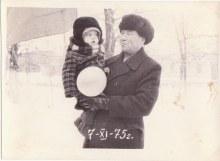 Дед и Я.