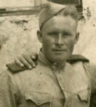Май 1945г. городок Дачице (Чехословакия)