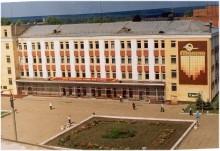 """Административное здание машиностроительного завода """"Молот"""""""