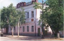 Военкомат, бывший дом купцов Зайцевых