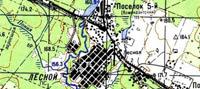 Гайно-Кайская железная дорога и населенные пункты Вятлага