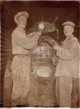 Горбушин Анатолий Яковлевич и Лысков Илья Иванович. 30 мая 1943 г. Автор фото НИКОЛАЙ2.