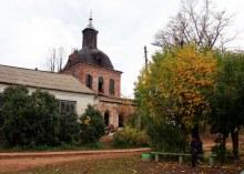 Верхосунье, Церковь Троицы Живоначальной (автор фото Екатерина Нелюбина)
