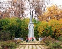 Верхосунье, Памятник (автор фото Екатерина Нелюбина)