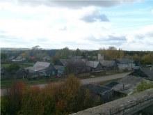 Деревня Воробьева Гора. Автор Стародубцева Т.