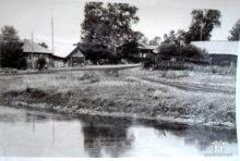 Пруд в д.Закокуй(фото Верунчик Александровны)