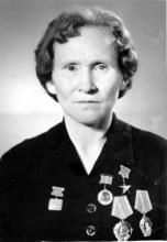 Галичанина Аграпина Пантелеевна
