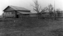 дом Гребенева А.М. фото 1968 года
