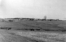 Вид на Гребени 60-е годы