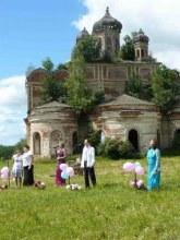 Празднование 460-летия села Кырмыж