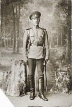 ДЕД ПРАПРОЩИК- ВЫПУСК АЛЕКСАНДР. АРТ. УЧ-ЩА 1916