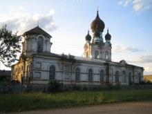 Козмодемьянская церковь (1895 г. постройки)