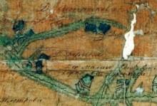 д. Гарино  на карте ПГМ Яранского уезда 1790 г.