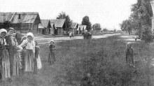 фото деревни