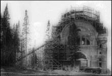 Аленксандро-Невский монастырь, Троицкий собор, строительство
