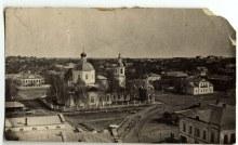 Успенская церковь, общий вид. Историческое фото.