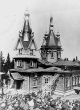 Аленксандро-Невский монастырь, Александро-Невская церковь