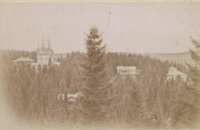 Аленксандро-Невский монастырь, вид от города
