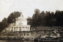 Никольская часовня, фот. 1910 г.