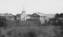Арбажский Александринский женский монастырь.