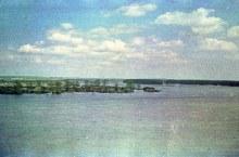 Дымково весной, фот. 1970-х гг, дом. архив Е.Палкина
