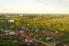 Город Елабуга летом. Фото Виктора Белова
