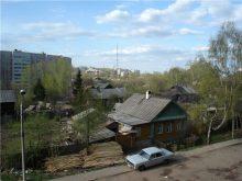 Дом на ул. Хлыновская (2012 г.). Фото Городилова М.С. (mfer1)