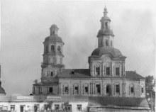 Истобенск. Церковь Николая Чудотворца. 26 октября 1967