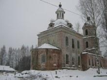 Владимиро-Богородский храм, с. Илгань