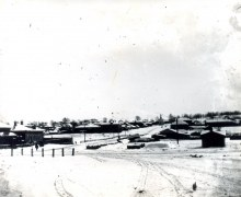 Казанский тракт на юг от р. Хлыновки