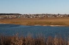 Вид на Жерновогорье (ныне часть г. Советск). Автор фото k244.