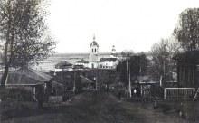 Село Усть-Чепца. Просницкая дорога.